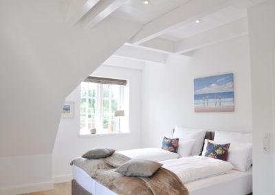 Ferienhaus Narwal Schlafzimmer