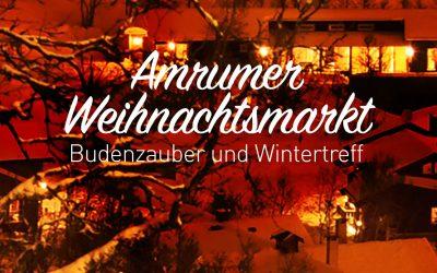 Amrumer Weihnachtsmarkt – Budenzauber und Wintertreff