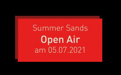 Summer Sands in Nebel